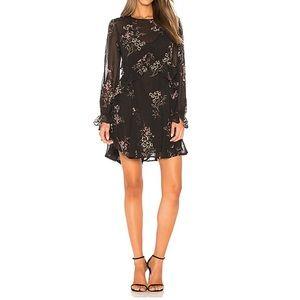 ASTR the label Heather Black Dress